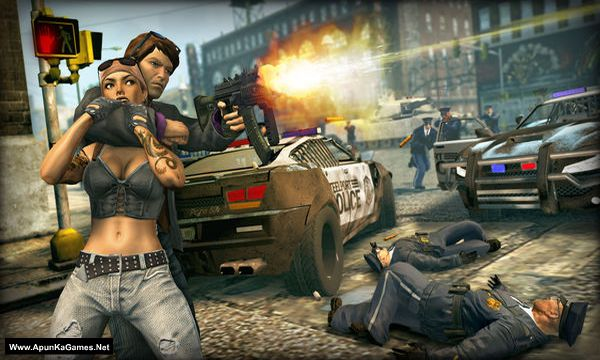 Saints Row: The Third Screenshot 3, Full Version, PC Game, Download Free