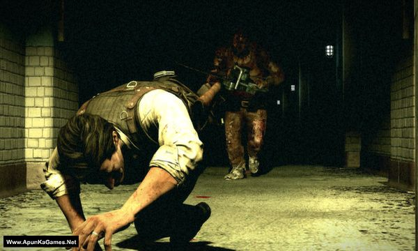 The Evil Within Screenshot 1, Full Version, PC Game, Download Free