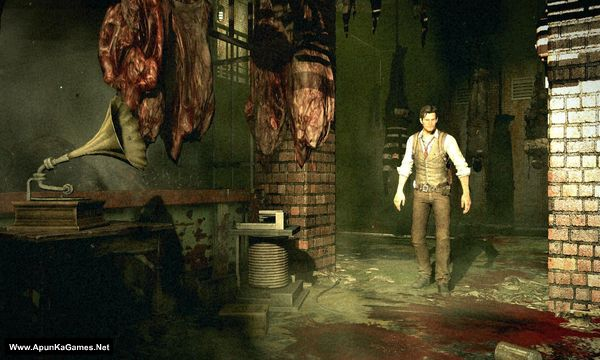 The Evil Within Screenshot 3, Full Version, PC Game, Download Free