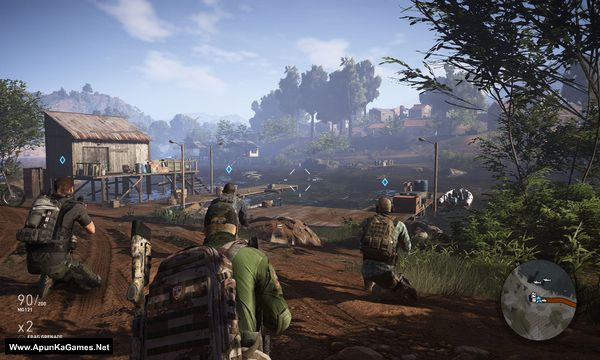 Tom Clancy's Ghost Recon: Wildlands Screenshot 2, Full Version, PC Game, Download Free