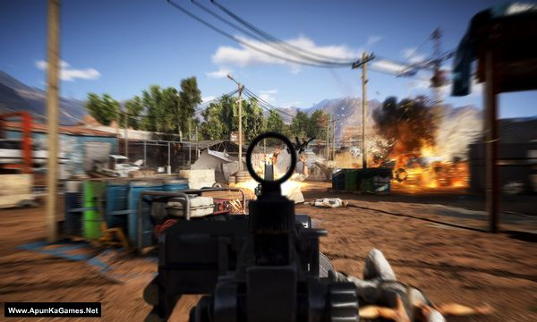 Tom Clancy's Ghost Recon: Wildlands Screenshot 3, Full Version, PC Game, Download Free