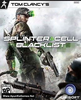Tom Clancy's Splinter Cell: Blacklist Cover, Poster, Full Version, PC Game, Download Free