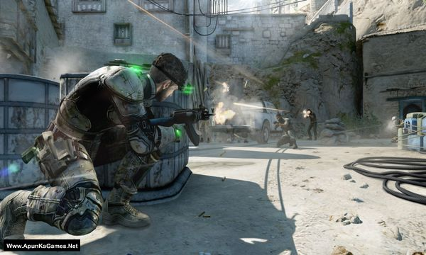 Tom Clancy's Splinter Cell: Blacklist Screenshot 1, Full Version, PC Game, Download Free