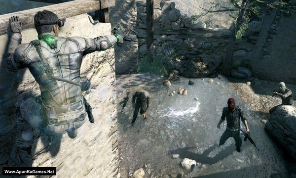 Tom Clancy's Splinter Cell: Blacklist Screenshot 2, Full Version, PC Game, Download Free