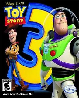 Toy Story 3: The Video Game Cover, Poster, Full Version, PC Game, Download Free
