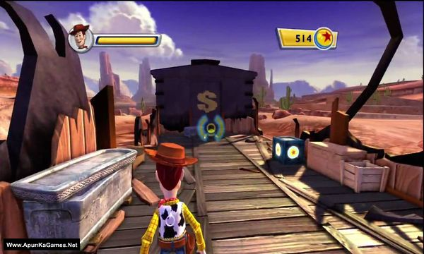 Toy Story 3: The Video Game Screenshot 2, Full Version, PC Game, Download Free
