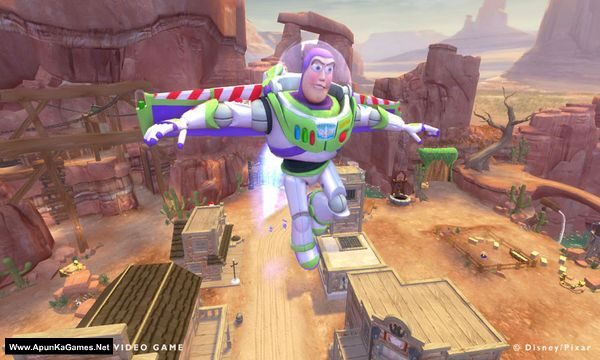 Toy Story 3: The Video Game Screenshot 3, Full Version, PC Game, Download Free