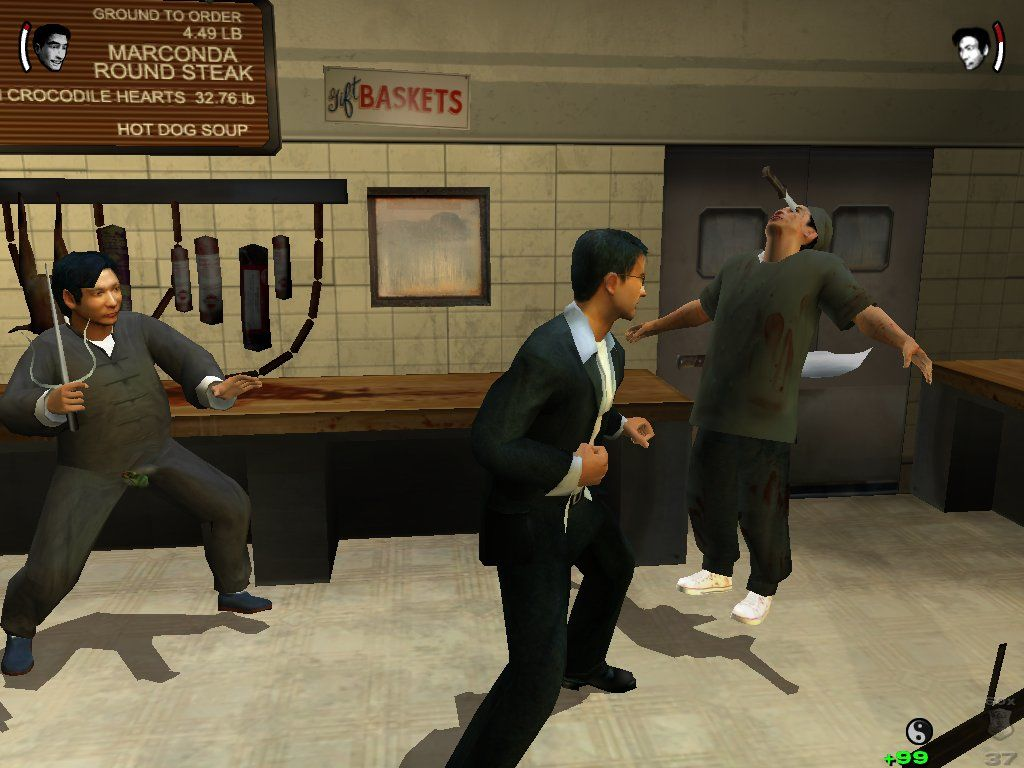 True Crime: Streets of LA Screenshot 1, Full Version, PC Game, Download Free