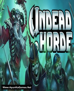Undead Horde Cover, Poster, Full Version, PC Game, Download Free