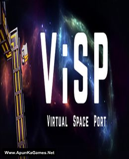 ViSP - Virtual Space Port Cover, Poster, Full Version, PC Game, Download Free