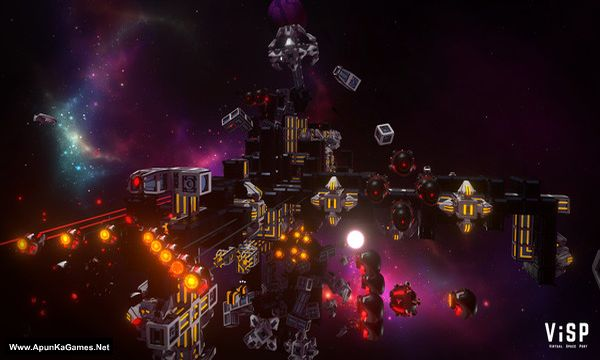ViSP - Virtual Space Port Screenshot 1, Full Version, PC Game, Download Free