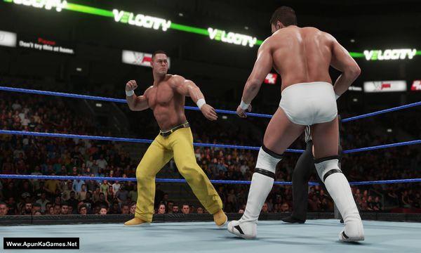 WWE 2K19 Screenshot 1, Full Version, PC Game, Download Free