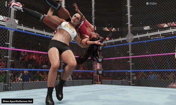 WWE 2K19 Screenshot 2, Full Version, PC Game, Download Free