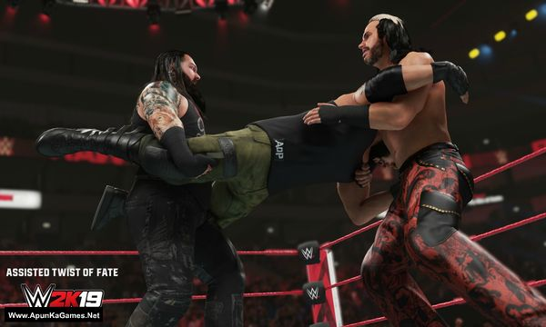 WWE 2K19 Screenshot 3, Full Version, PC Game, Download Free