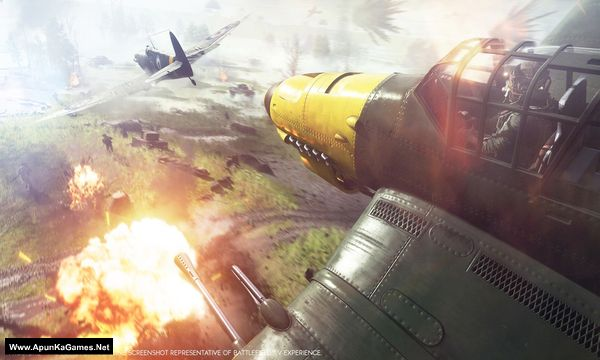 Battlefield 5 Screenshot 1, Full Version, PC Game, Download Free