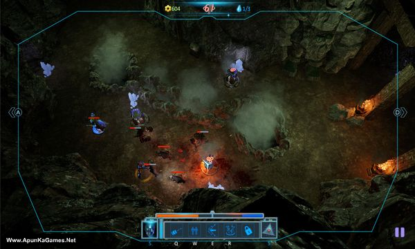 Abyss Raiders: Uncharted Screenshot 1, Full Version, PC Game, Download Free