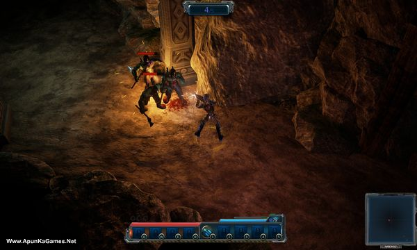 Abyss Raiders: Uncharted Screenshot 3, Full Version, PC Game, Download Free