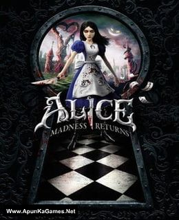 Alice: Madness Returns Cover, Poster, Full Version, PC Game, Download Free