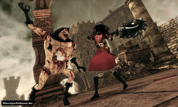 Alice: Madness Returns Screenshot 1, Full Version, PC Game, Download Free