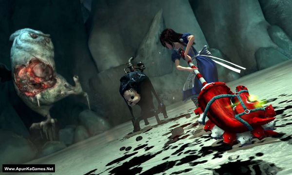 Alice: Madness Returns Screenshot 2, Full Version, PC Game, Download Free
