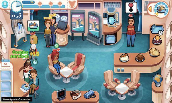 Amber's Airline - 7 Wonders Screenshot 2, Full Version, PC Game, Download Free