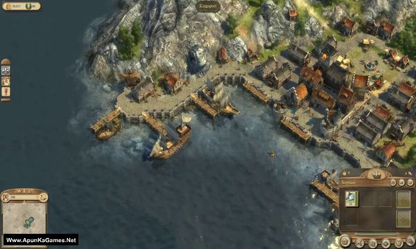 Anno 1404: Gold Edition Screenshot 2, Full Version, PC Game, Download Free