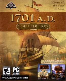 Anno 1701 A.D. Cover, Poster, Full Version, PC Game, Download Free