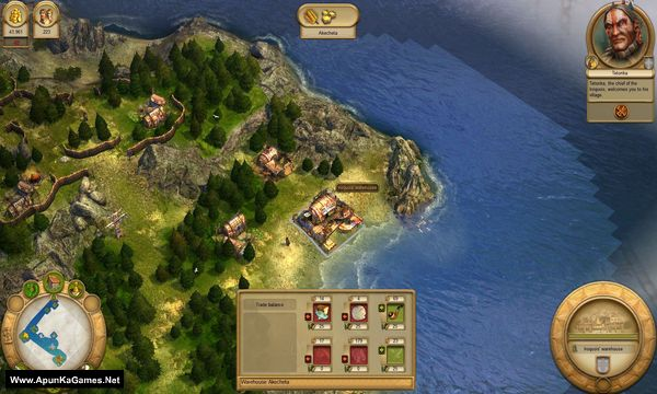 Anno 1701 A.D. Screenshot 3, Full Version, PC Game, Download Free