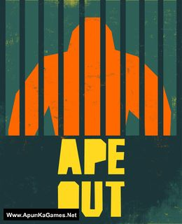 Ape Out Cover, Poster, Full Version, PC Game, Download Free