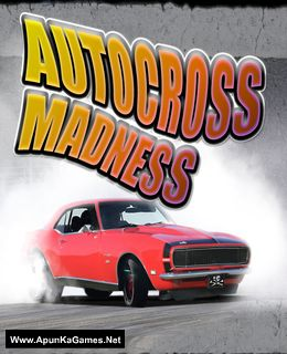 Autocross Madness Cover, Poster, Full Version, PC Game, Download Free