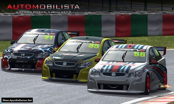 Automobilista Screenshot 2, Full Version, PC Game, Download Free