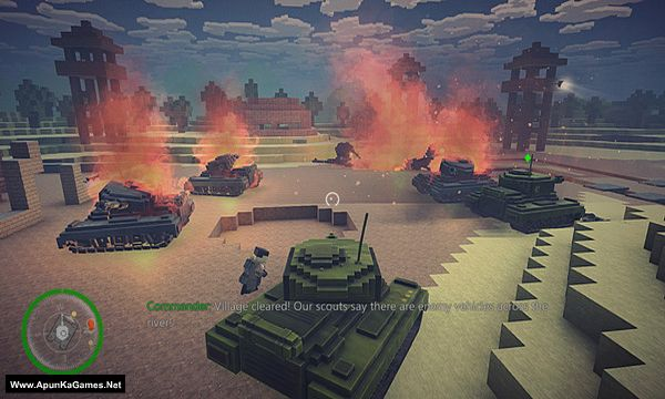 BLOCKADE War Stories Screenshot 2, Full Version, PC Game, Download Free