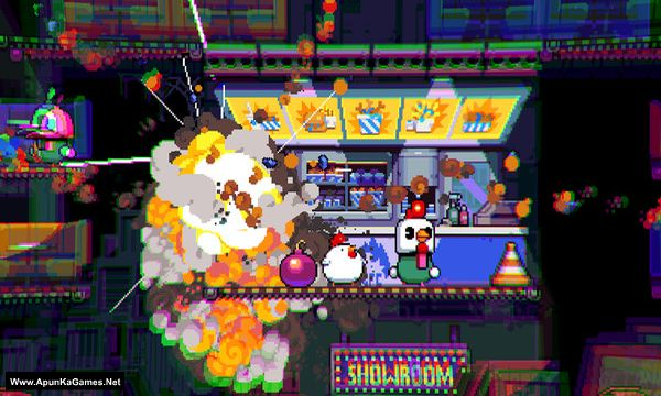 Bomb Chicken Screenshot 1, Full Version, PC Game, Download Free