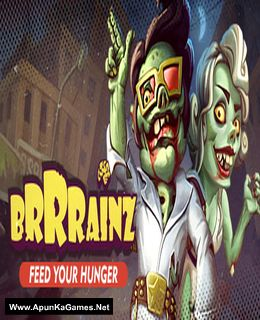 Brrrainz: Feed your Hunger Cover, Poster, Full Version, PC Game, Download Free