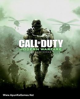 Call of Duty: Modern Warfare Remastered Cover, Poster, Full Version, PC Game, Download Free