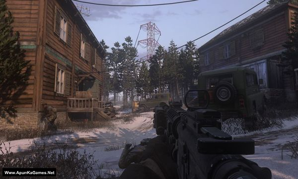 Call of Duty: Modern Warfare Remastered Screenshot 2, Full Version, PC Game, Download Free
