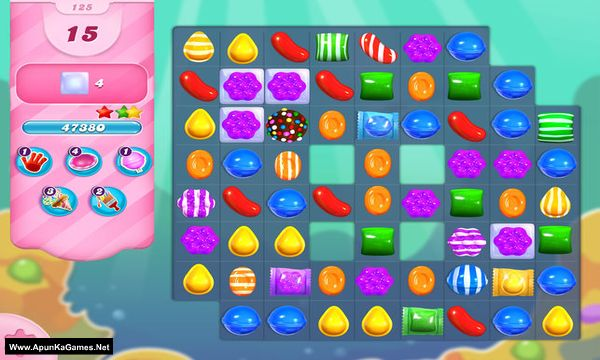 Candy Crush Saga Screenshot 1, Full Version, PC Game, Download Free