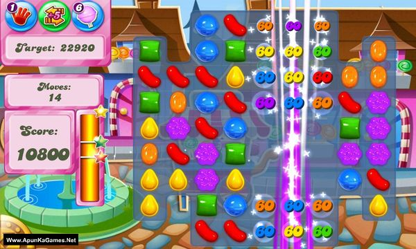 Candy Crush Saga Screenshot 3, Full Version, PC Game, Download Free