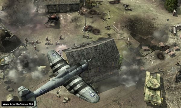 Company of Heroes: Tales of Valor Screenshot 1, Full Version, PC Game, Download Free