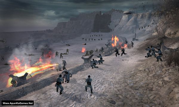 Company of Heroes: Tales of Valor Screenshot 3, Full Version, PC Game, Download Free