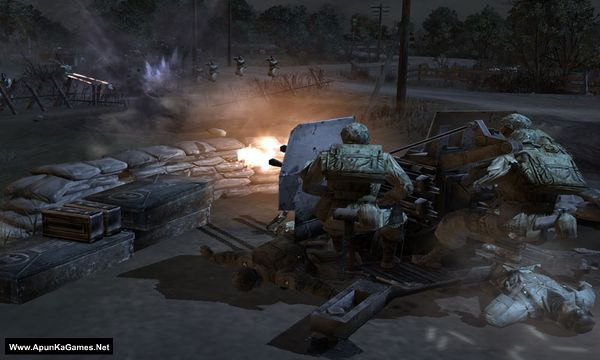Company of Heroes 1 Screenshot 2, Full Version, PC Game, Download Free