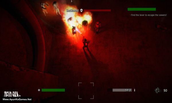Dead Sky Screenshot 2, Full Version, PC Game, Download Free