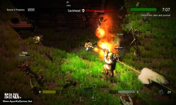Dead Sky Screenshot 3, Full Version, PC Game, Download Free