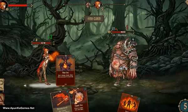 Deck of Ashes Screenshot 1, Full Version, PC Game, Download Free