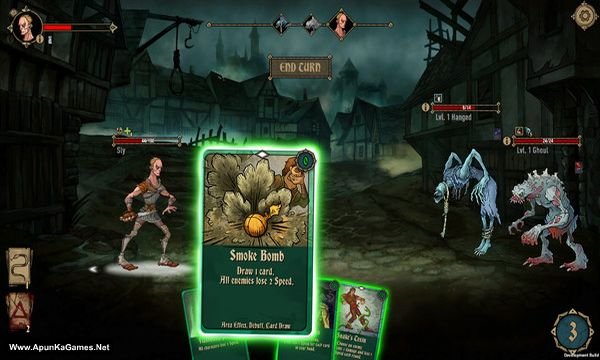 Deck of Ashes Screenshot 3, Full Version, PC Game, Download Free