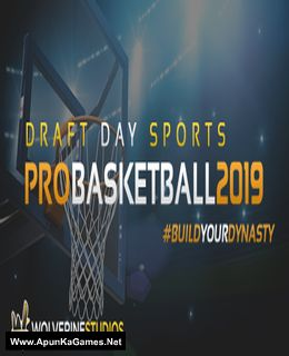 Draft Day Sports: Pro Basketball 2019 Cover, Poster, Full Version, PC Game, Download Free