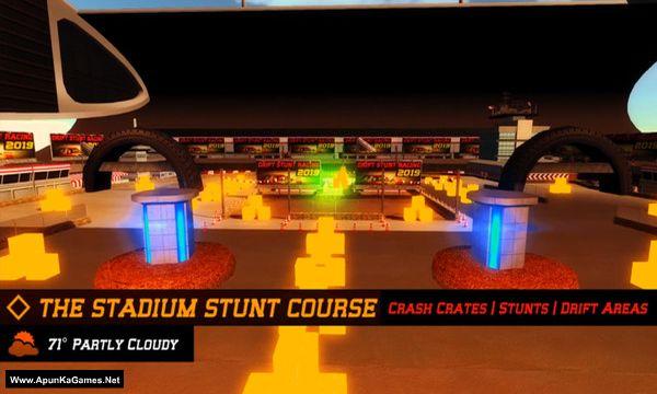 Drift Stunt Racing 2019 Screenshot 2, Full Version, PC Game, Download Free