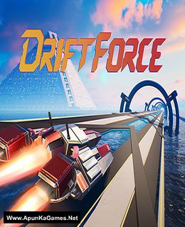 DriftForce Cover, Poster, Full Version, PC Game, Download Free