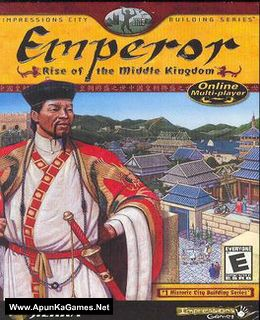 Emperor: Rise of the Middle Kingdom Cover, Poster, Full Version, PC Game, Download Free