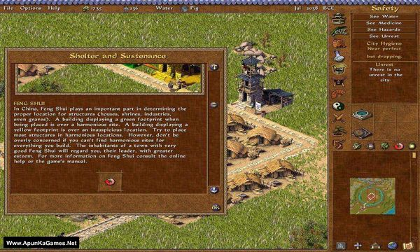 Emperor: Rise of the Middle Kingdom Screenshot 3, Full Version, PC Game, Download Free